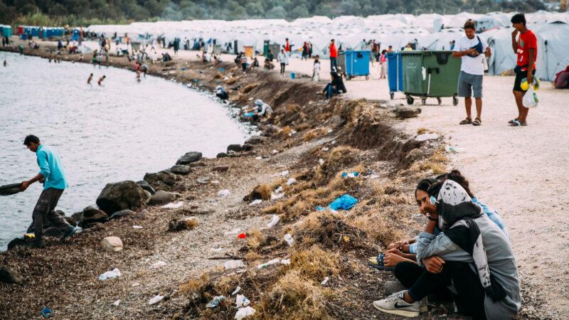 Lage in Griechenland